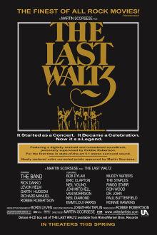 The Last Waltz The Movie