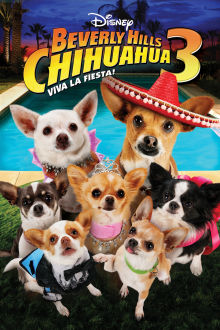 Beverly Hills Chihuahua 3: Viva La Fiesta! The Movie