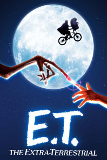 E.T. The Extra-Terrestrial The Movie