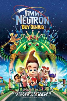 Jimmy Neutron : un garçon génial The Movie