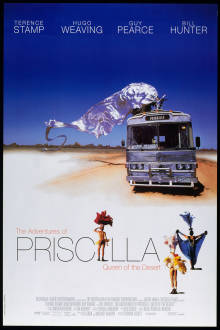 The Adventures of Priscilla Queen of the Desert The Movie
