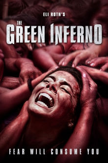 The Green Inferno The Movie