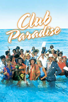 Club Paradise The Movie
