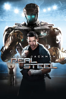 Real Steel The Movie