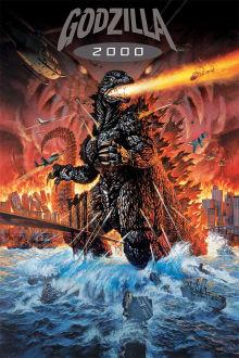 Godzilla 2000 The Movie