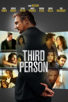 Third Person The Movie