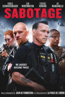 Sabotage (VF) The Movie