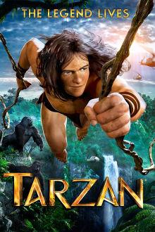 Tarzan: The Legend Lives The Movie