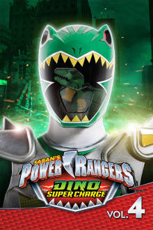 Power Rangers: Dino Super Charge - Vol. 4 The Movie