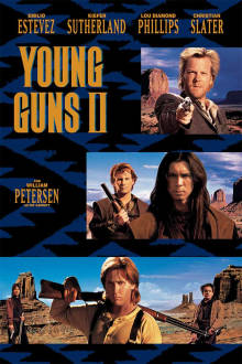 Young Guns II The Movie
