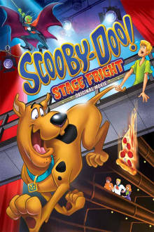 Scooby-Doo! Stage Fright The Movie