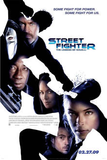 Street Fighter: The Legend of Chun-Li The Movie