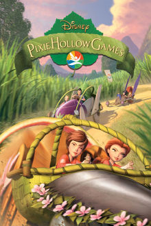 Pixie Hollow Games The Movie
