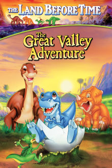 The Land Before Time II: The Great Valley Adventure The Movie