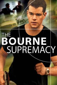 The Bourne Supremacy The Movie