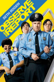 Observe and Report The Movie