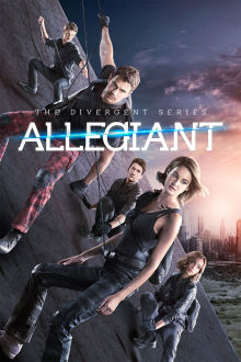 Divergent Series: Allegiant The Movie