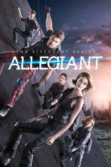 Divergent Series: Allegiant The Movie