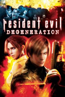 Resident Evil: Degeneration The Movie