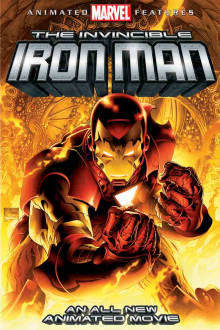 Invincible Iron Man The Movie
