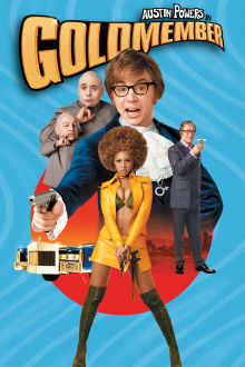 Austin Powers in Goldmember The Movie