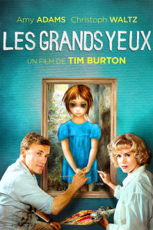 Les grands yeux The Movie