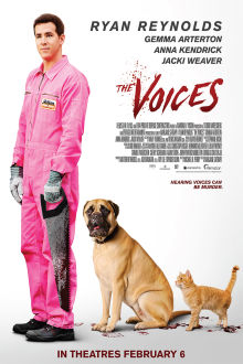 The Voices The Movie