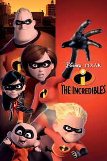 The Incredibles The Movie