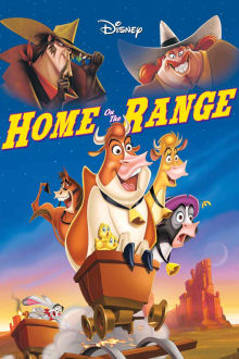 Home on the Range The Movie