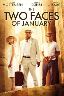 The Two Faces of January The Movie