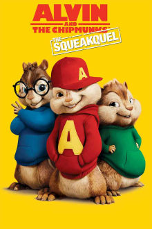 Alvin and the Chipmunks: The Squeakquel The Movie