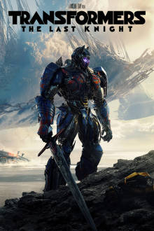Transformers: The Last Knight (Digital) (Pre-order) The Movie