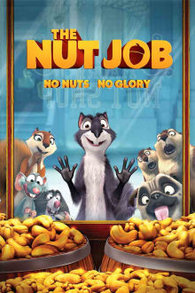 The Nut Job The Movie