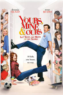 Yours, Mine and Ours (VF) The Movie