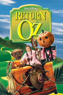 Return to Oz The Movie