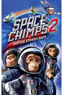Space Chimps 2: Zartog Strikes Back The Movie