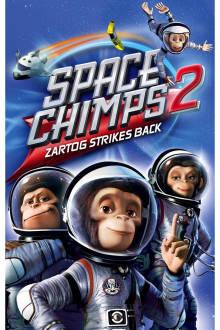 Space Chimps 2: Zartog Strikes Back The Movie