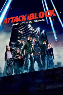 Attack the Block The Movie