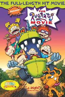 The Rugrats Movie The Movie
