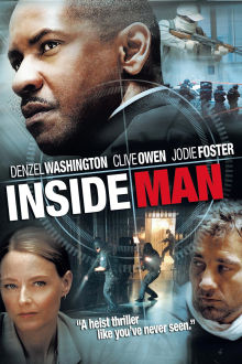 Inside Man The Movie