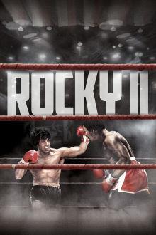 Rocky II The Movie