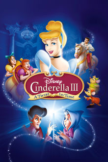 Cinderella III: A Twist in Time The Movie