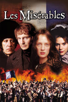 Les Miserables The Movie