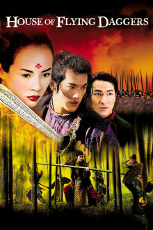 House of Flying Daggers The Movie