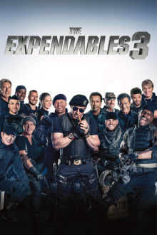 The Expendables 3 The Movie