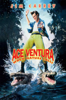 Ace Ventura: When Nature Calls The Movie