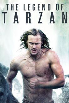 The Legend of Tarzan The Movie
