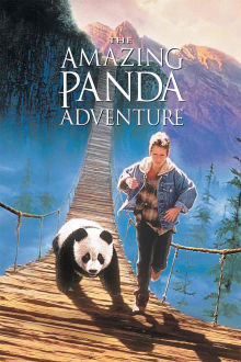 The Amazing Panda Adventure The Movie