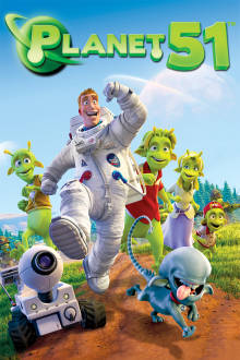 Planet 51 The Movie