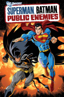 Superman/Batman: Public Enemies The Movie